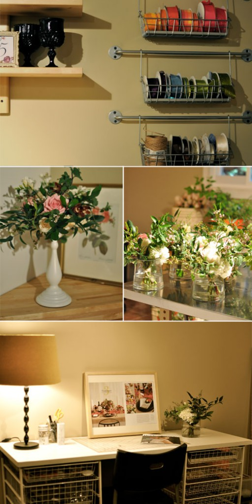 Finch and Thistle Floral Design Studio Seattle