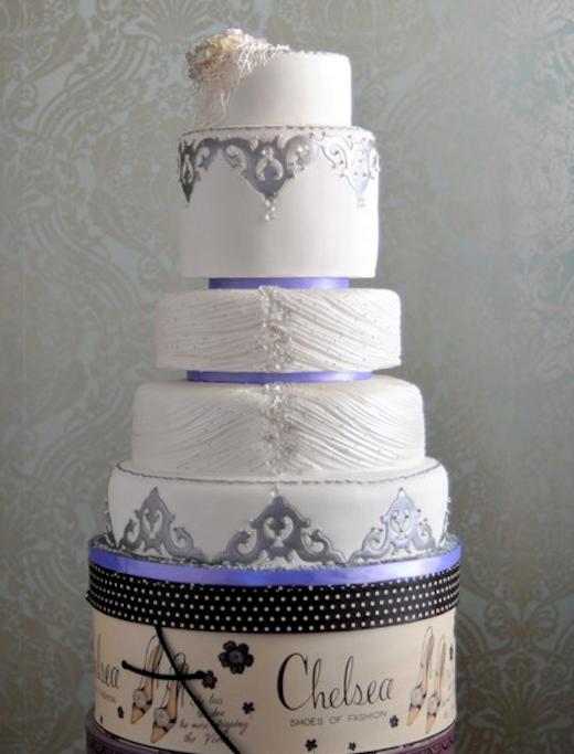 William and Kate Royal Wedding Cake