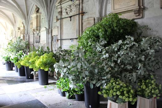 Royal Wedding Flowers Westminster Abbey