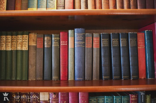 library at sorrento