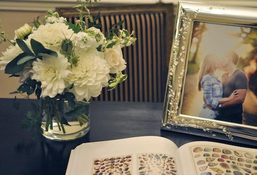 guestbook display