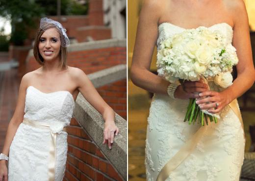 seattle bridal bouquet