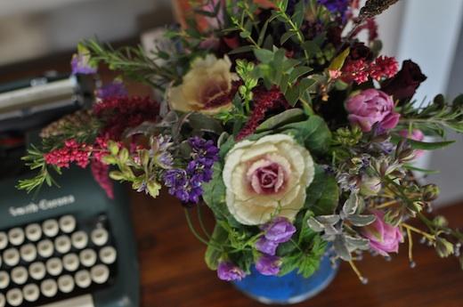 Finch & Thistle wedding flowers