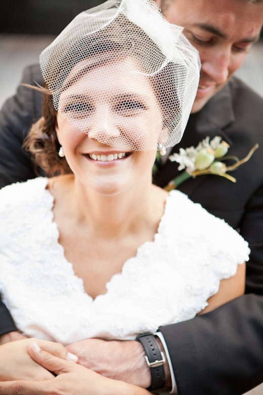 green, grey and white wedding