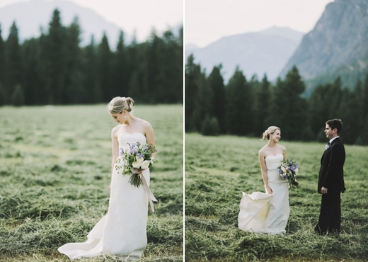 chantal andrea, bridal portrait, finch and thistle, methow valley, design sponge