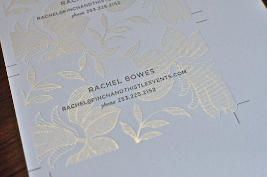 finch and thistle event design seattle wedding flowers decor