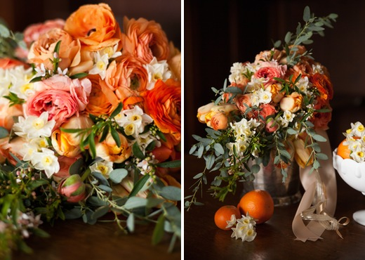 seattle wedding flowers finch and thistle event design