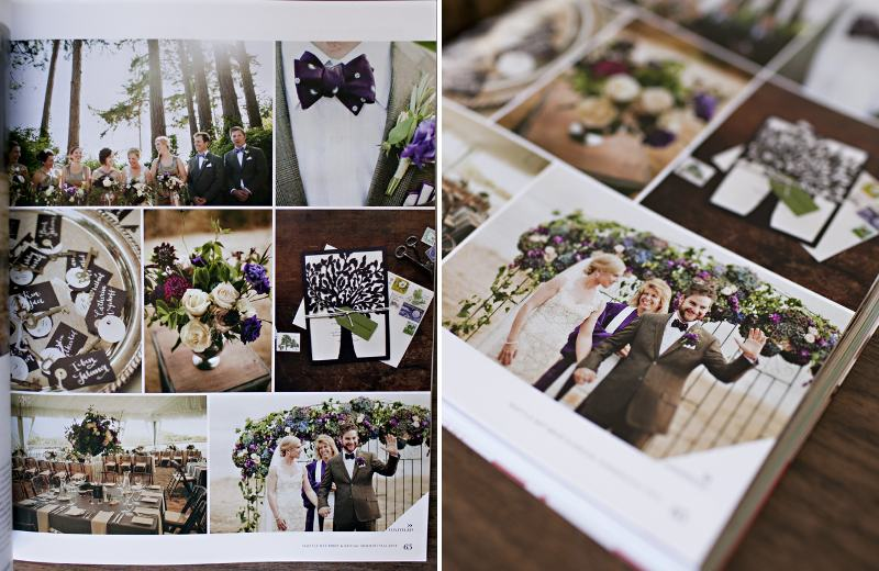 Seattle floral wedding designer, sean flanigan, rachel bowes, finch and thistle