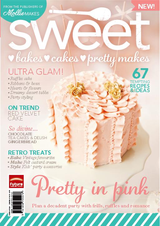 sweet magazine 2012