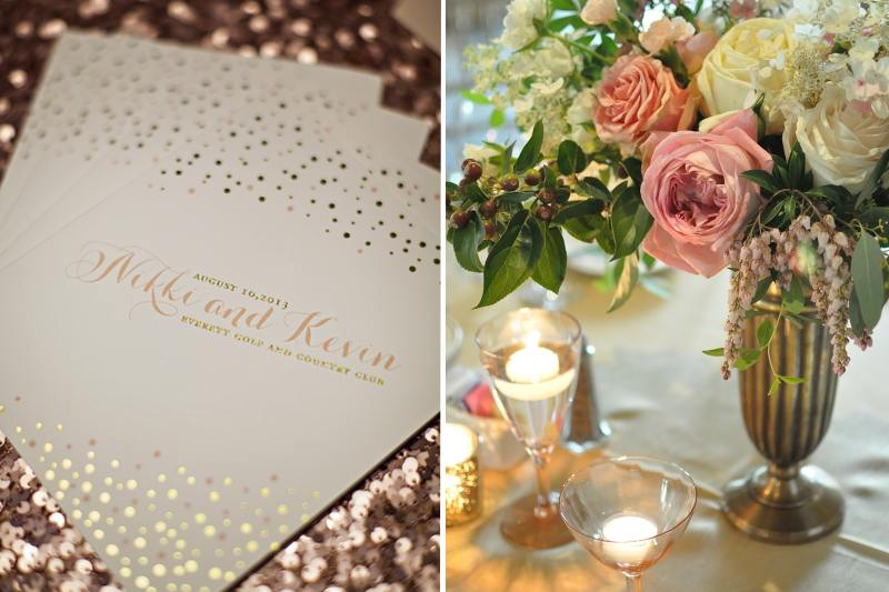 finch and thistle, seattle event designer, la happy stationery