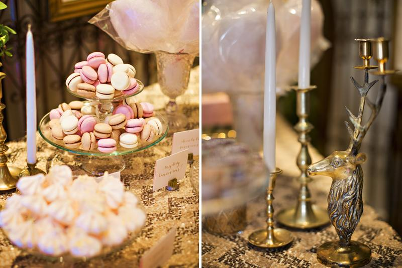 finch and thistle, seattle event designer, tallant house bakery