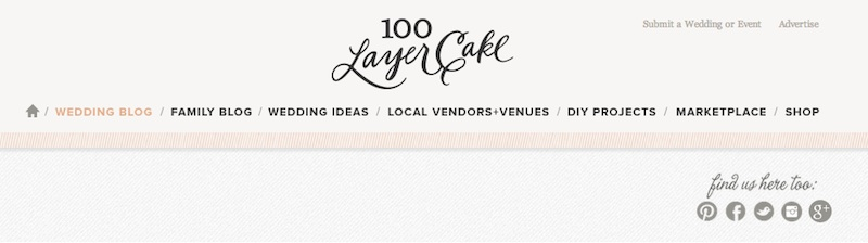100 Layer Cake | Finch + Thistle Event Design