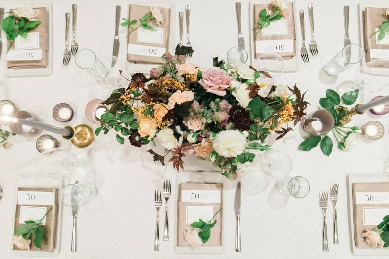 finch and thistle event design, seattle event designer