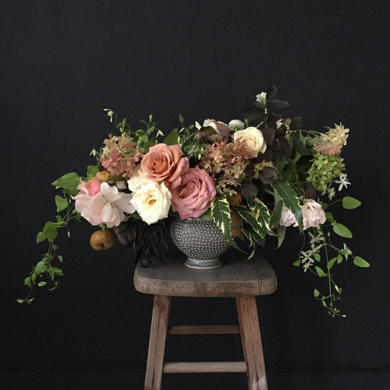 Finch and Thistle Florals Stephanie Cristalli Photography