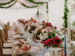 Finch & Thistle   Corson Building Wedding  Kristen Marie Photography