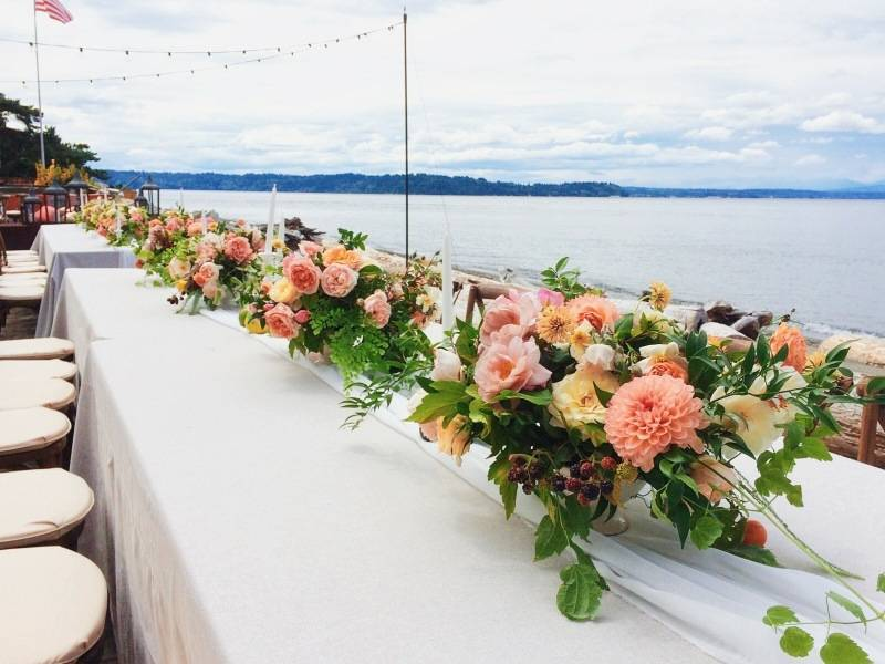 Finch + Thistle Event Design Seattle