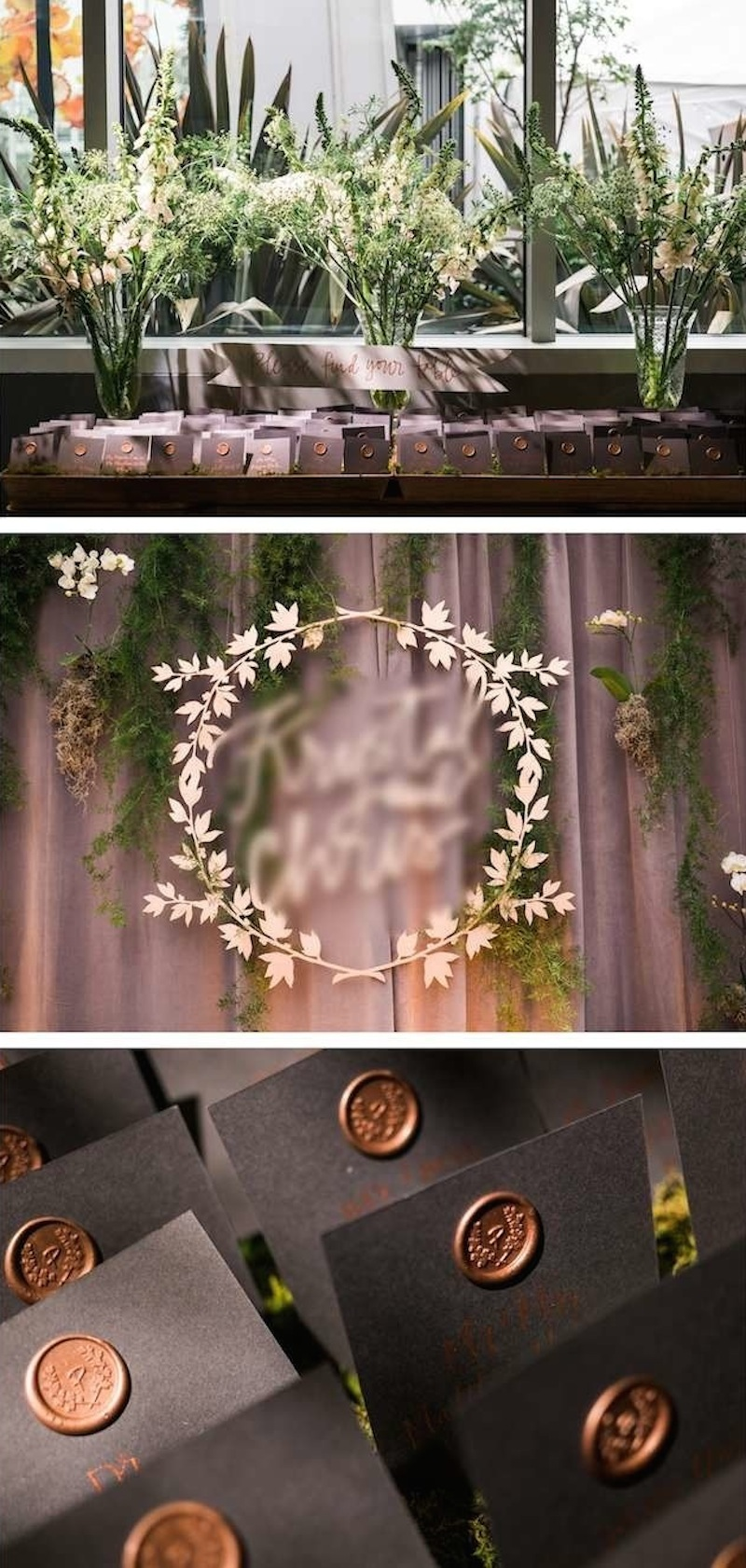 finch and thistle event design | Finch and Thistle